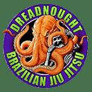 Dreadnought Brazilian Jiu-Jitsu Logo