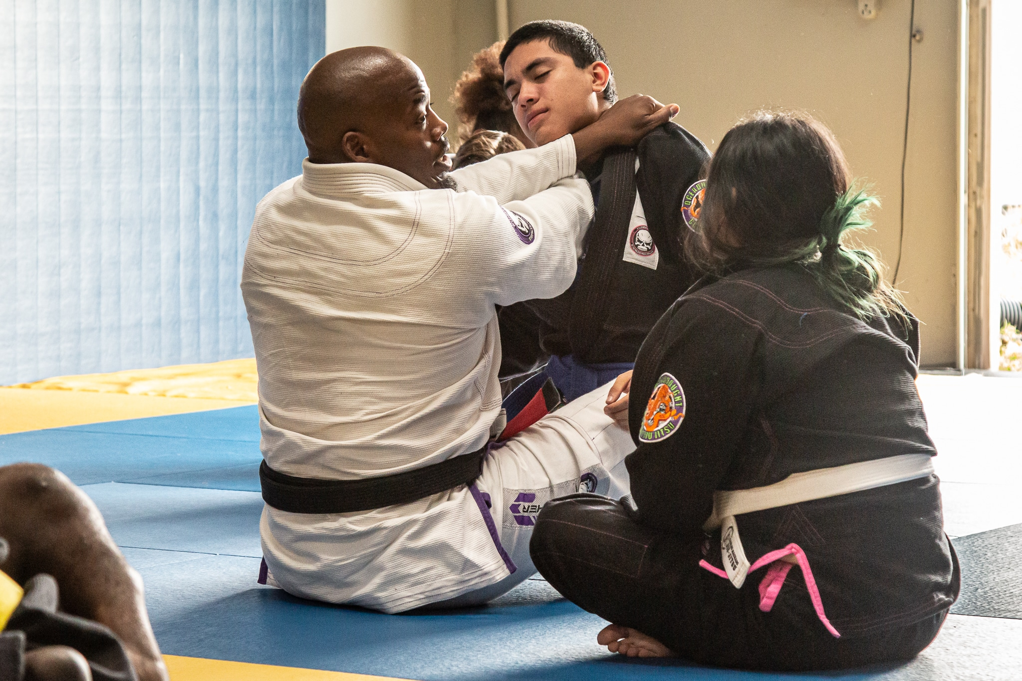 Dreadnought Brazilian Jiu-Jitsu Programs image